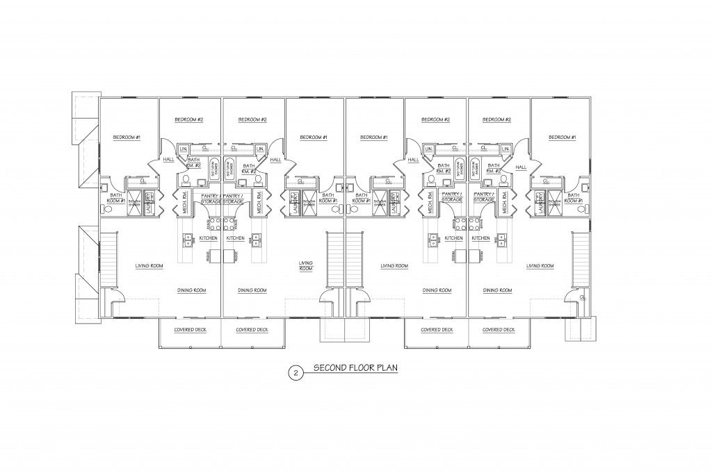 canal floor plan one